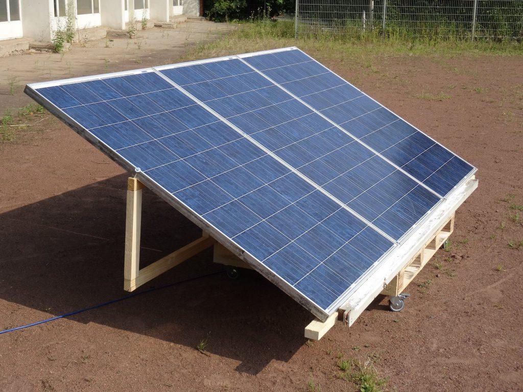 SWAMP Reggae Solar - Solarenergie