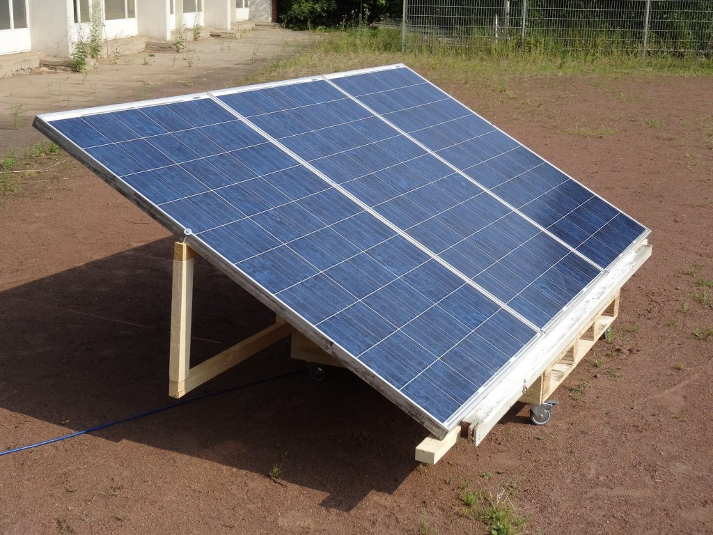 SWAMP Reggae Solar - Solarenergie Photovoltaikanlagen