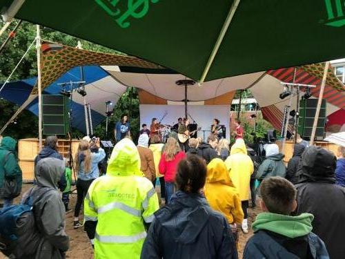 SWAMP Festival 2018 Moorburg Akalupa