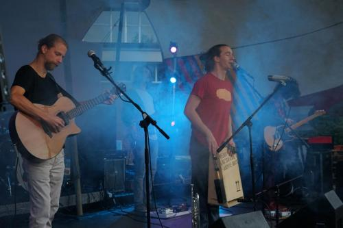 SWAMP Festival 2018 Moorburg DenManTau