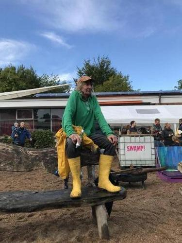 SWAMP Festival 2018 Moorburg Stilleben
