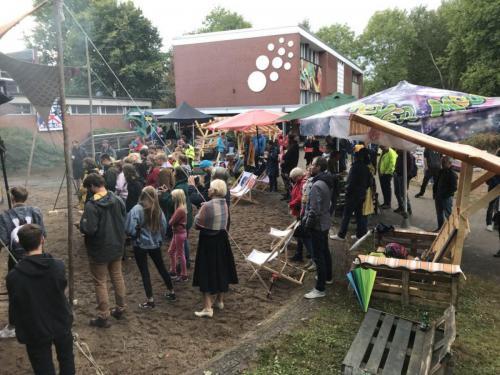 SWAMP Festival 2018 Moorburg Publikum