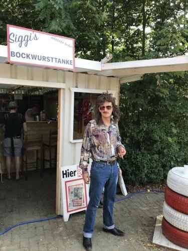 SWAMP Siggi Hopf Bockwursttanke