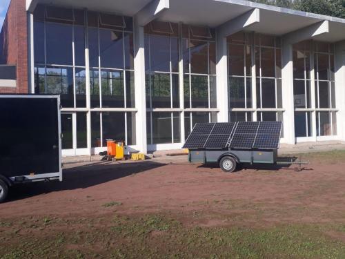 SWAMP 2020 Solarhänger