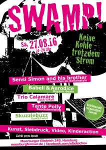 SWAMP2016 Plakat2